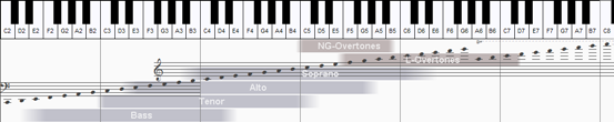 The Overtone Technique Profile