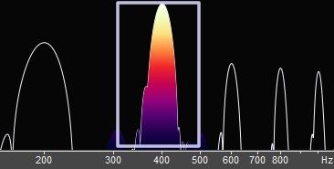 Additive filter (+ Mode)