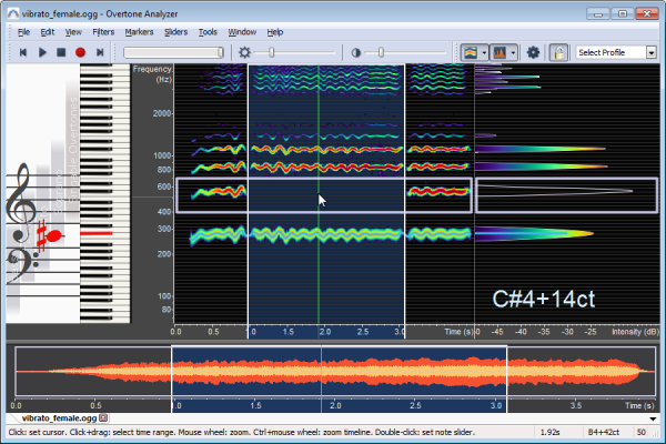 Subtractive Frequency Filter