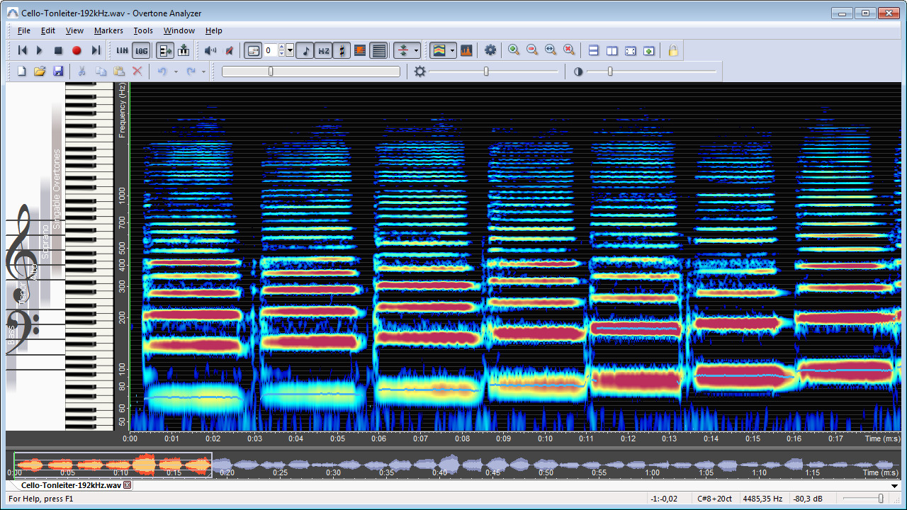 Sygyt Software – Software for Sound Visualization and Voice