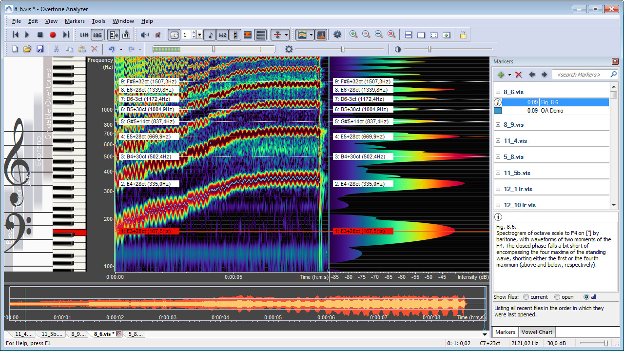 Sygyt Software – Software for Sound Visualization and Voice Analysis